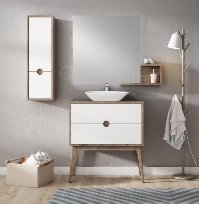 meuble salle de bain baltic ottofond
