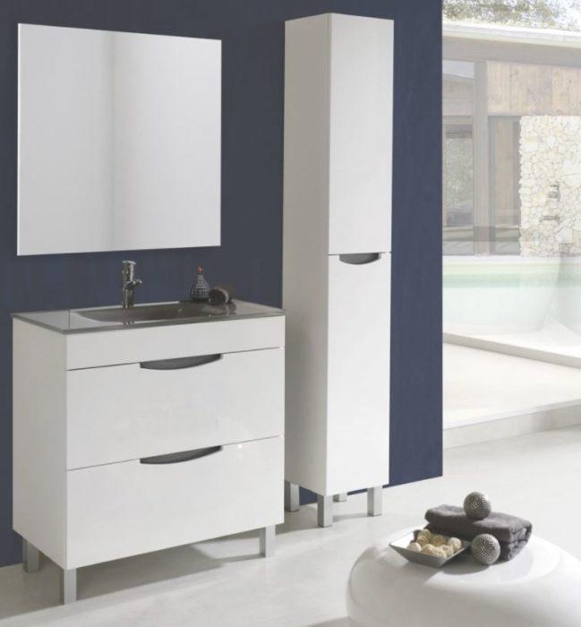 meuble salle de bain à poser baltic ottofond